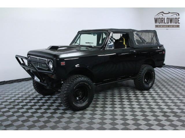 1973 International Scout | 920502