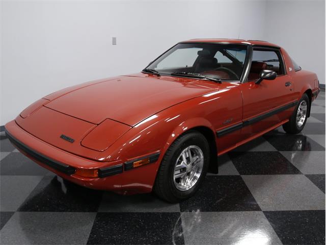 1983 Mazda RX-7 | 925025