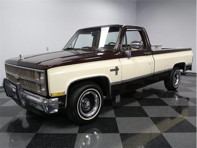 1981 Chevrolet Silverado | 925026