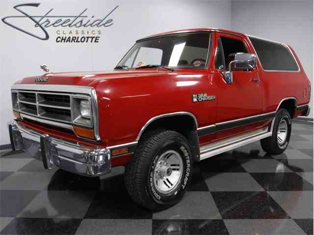 1990 Dodge Ramcharger LE 150 | 925028