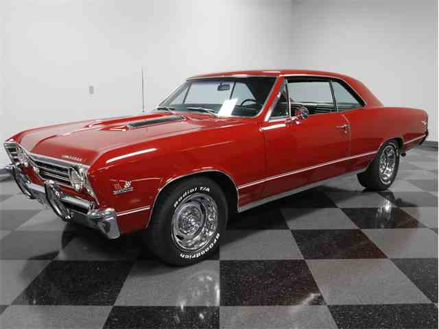 1967 Chevrolet Chevelle SS | 925038