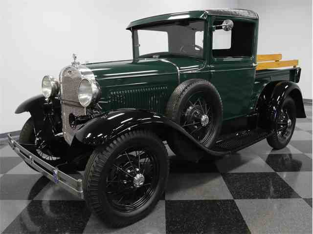 1931 Ford Model A | 925042