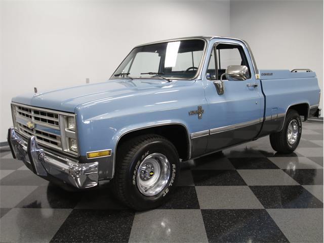 1987 Chevrolet Silverado | 925043