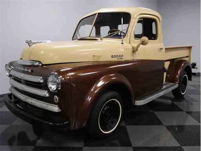 1950 Dodge B-2 Pilothouse Pickup | 925052