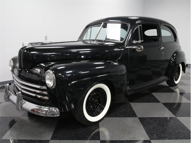 1946 Ford 2-Dr Sedan | 925053