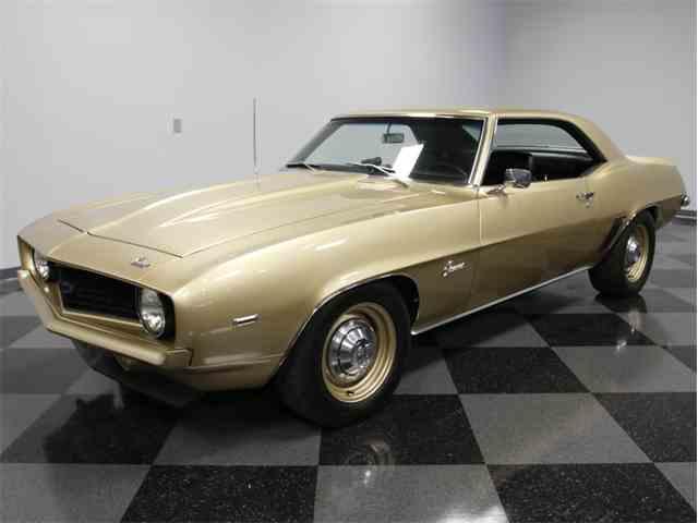 1969 Chevrolet Camaro | 925058