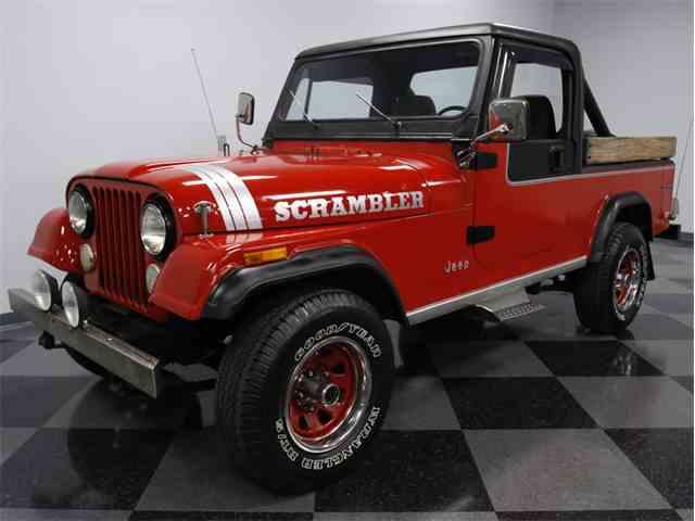 1985 Jeep CJ8 Scrambler | 925065