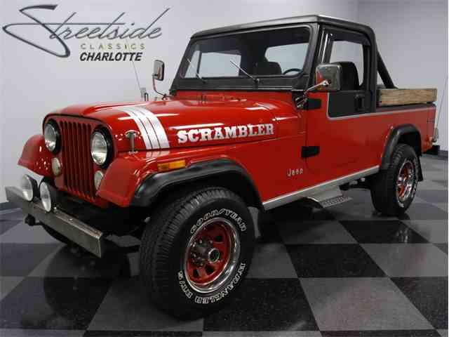 1985 Jeep CJ8 Scrambler | 925065