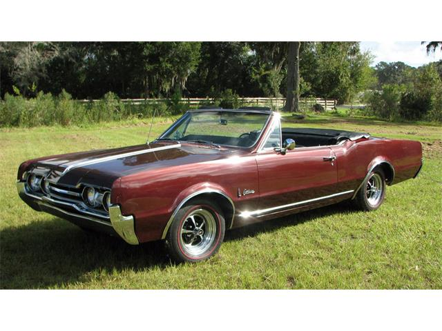 1967 Oldsmobile Cutlass | 925097