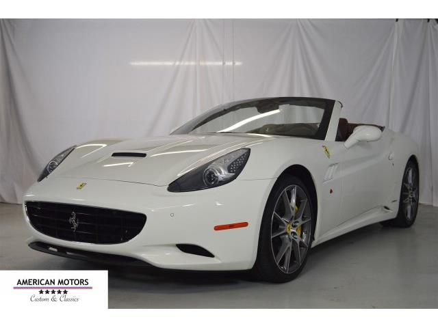 2012 Ferrari California | 925099