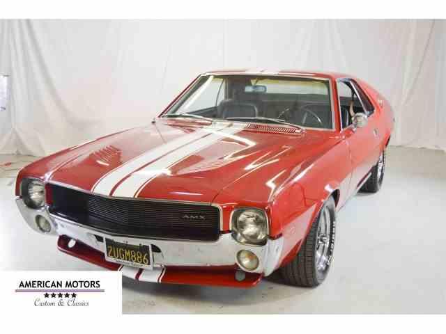 1968 AMC AMX | 925100