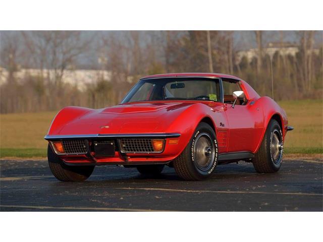 1972 Chevrolet Corvette | 925111