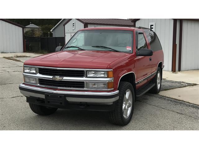 1999 Chevrolet Tahoe   925123