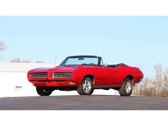 1968 Pontiac GTO | 925127