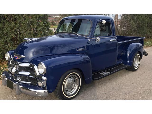 1954 Chevrolet 3100 Resto Mod   925128