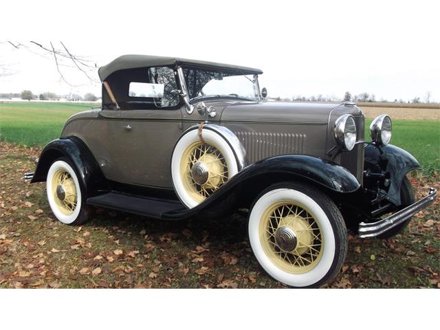 1932 Ford Deluxe | 925136