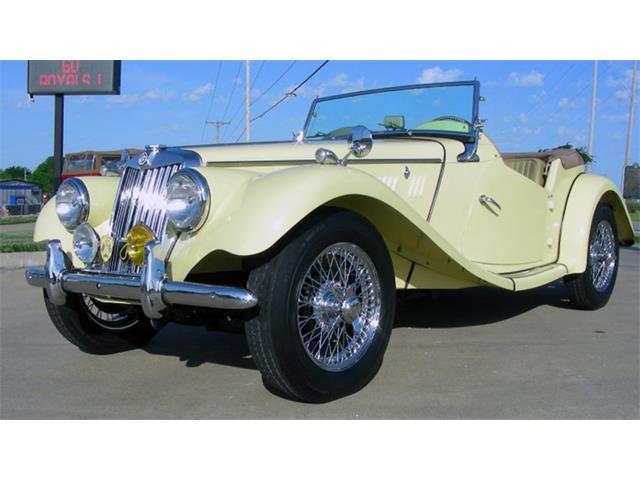 1954 MG TF | 925149