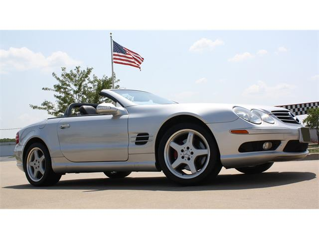 2003 Mercedes-Benz SL500 | 925150