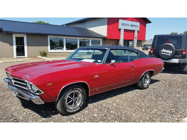 1969 Chevrolet Chevelle SS | 925152