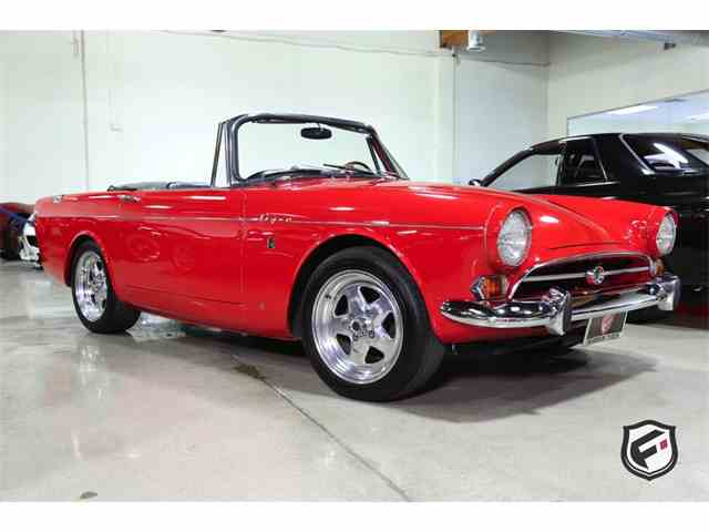 1966 Sunbeam Tiger Mark 1A | 925158