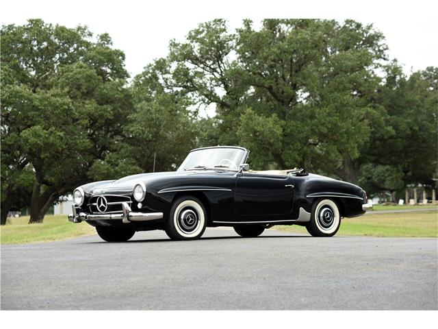 1955 Mercedes-Benz 190SL | 925174