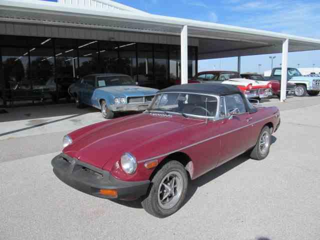1979 MG MGB | 925189