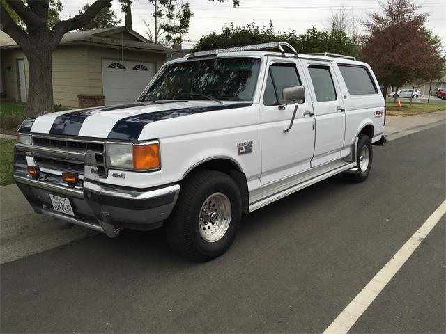 1991 Ford Bronco | 925196