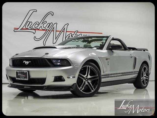 2011 Ford Mustang | 925198