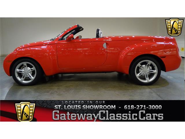2004 Chevrolet SSR | 925200