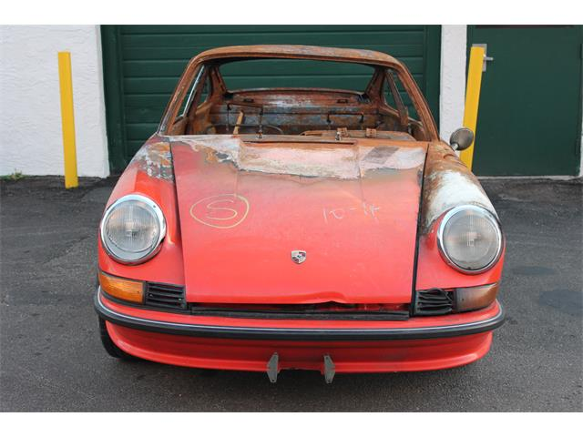 1972 Porsche 911T | 925205