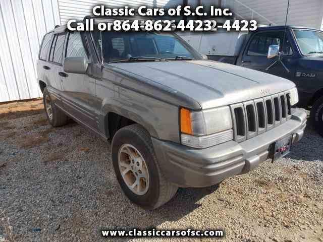 1996 Jeep Grand Cherokee | 925207