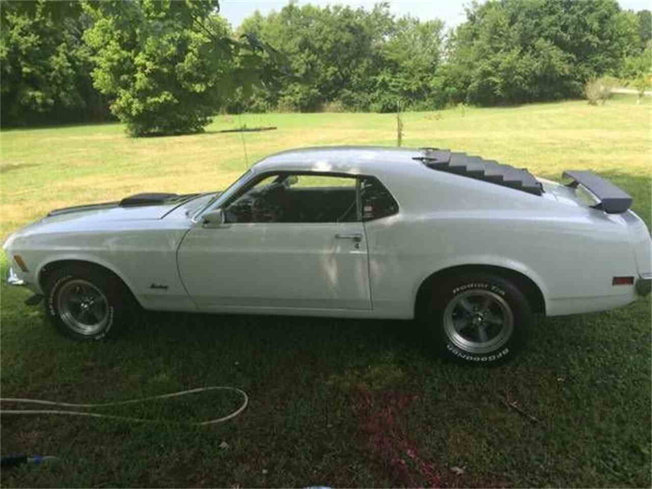 Large Picture of '70 Mustang - JTW8