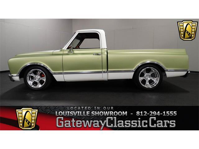 1968 Chevrolet C/K 10 | 920521