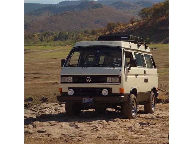 1986 Volkswagen Westfalia Camper | 925214