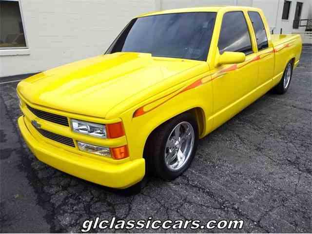 1993 Chevrolet C/K 1500 | 925215