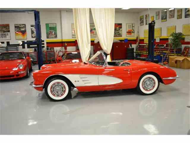 1960 Chevrolet Corvette | 920522