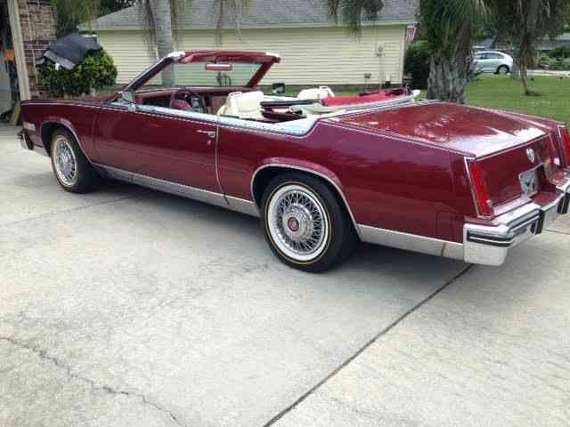 1984 Cadillac Eldorado Biarritz | 925227