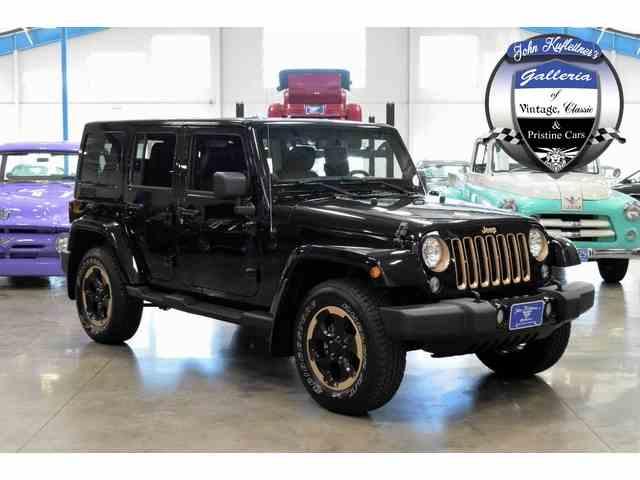 2014 Jeep Wrangler | 925242