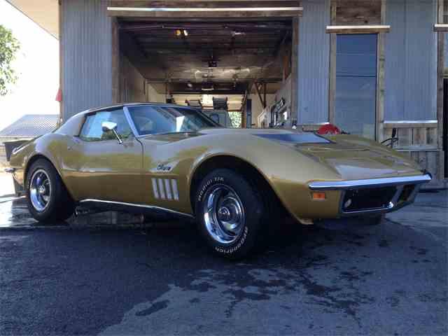 1969 Chevrolet Corvette | 925243