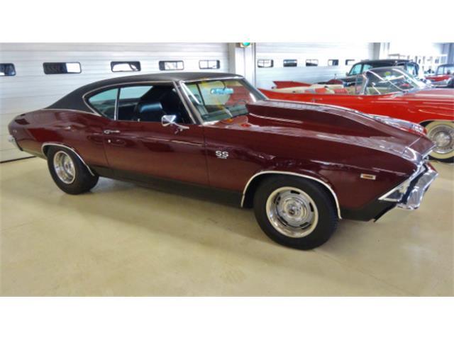 1969 Chevrolet Chevelle | 925246