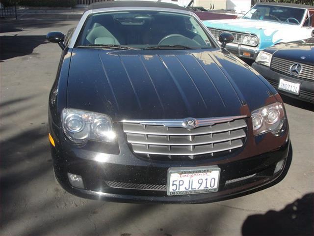 2005 Chrysler Crossfire | 920525