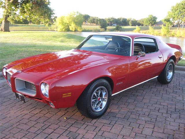1971 Pontiac Firebird | 925254