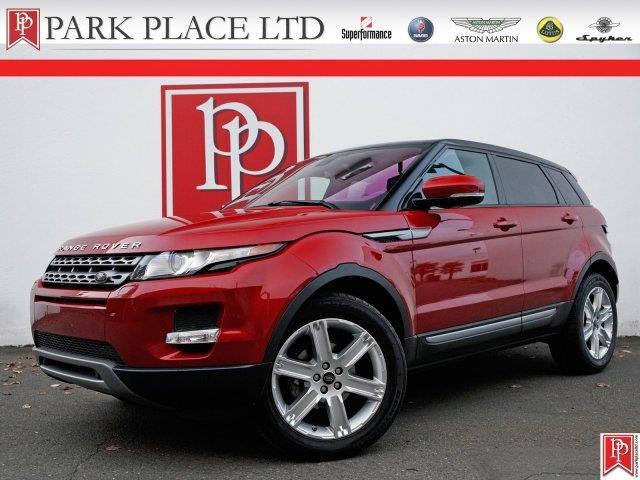 2013 Land Rover Range Rover Evoque | 925260
