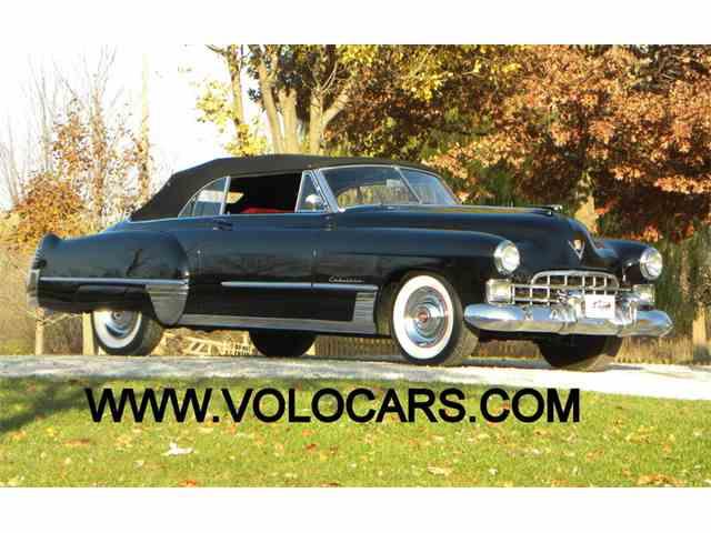 1948 Cadillac Series 62 | 925262
