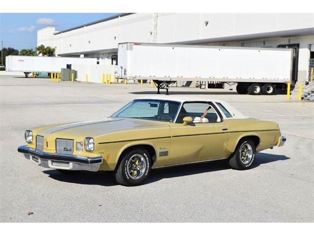 1974 Oldsmobile Cutlass Supreme | 925268