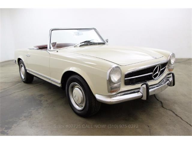 1967 Mercedes-Benz 230SL | 925273