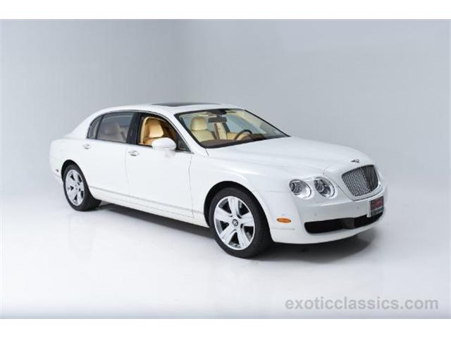 2008 Bentley Continental Flying Spur | 925277