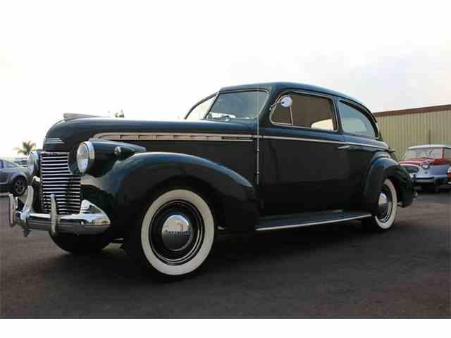 1940 Chevrolet SPECIAL  DELUXE | 925287