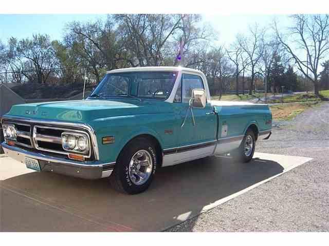 1971 GMC C/K 1500 | 925289