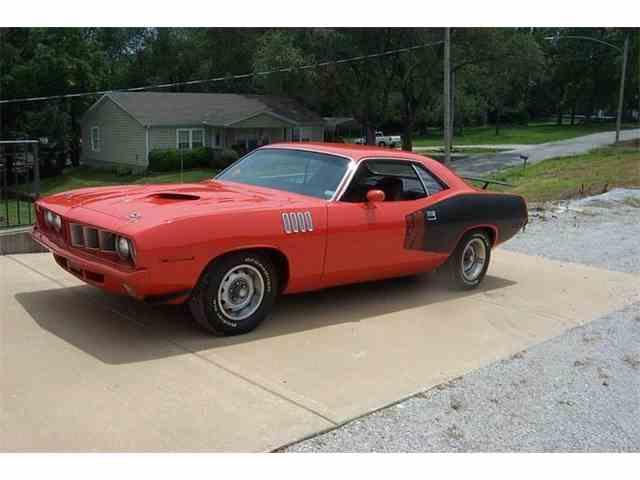 1971 Plymouth Barracuda | 925289